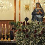 Celebração da Coroa das Sete Dores da Virgem Maria