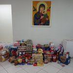 Santuário agradece doações no Domingo Quilo