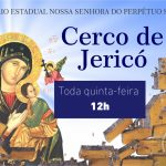 Terceiro Cerco de Jericó do ciclo é celebrado nesta quinta-feira, 18