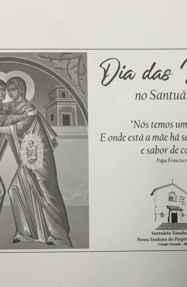 Missas do mês de maio serão em intenção a todas as Mães