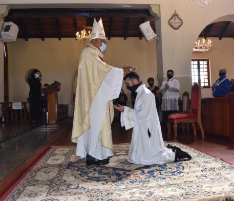 Ordenação Diaconal de José Aparecido