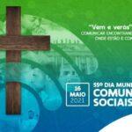 55º Dia Mundial das Comunicações Sociais é celebrado neste domingo