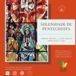 Missa da Solenidade de Pentecostes marca conclusão do itinerário que a Juventude Missionária Redentorista do Brasil
