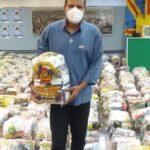 AFIM recebe cestas básicas da Câmara de Vereadores