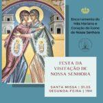 Santuário celebra encerramento do Mês Mariano