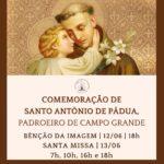Celebrações Dia de Santo Antônio