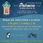 Bênção aos motociclistas e às motos