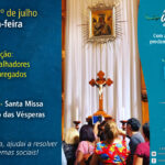 6º dia do IV Novenário e Festa da Padroeira de MS