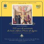 325 anos de Santo Afonso Maria