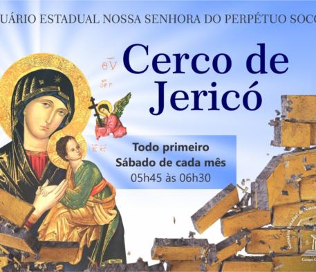 Cerco de Jericó tem início neste sábado